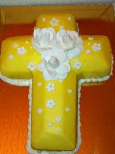 St. Fanourios Cake