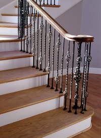 Iron Railings and Handrails | Heirloom Stair & Iron