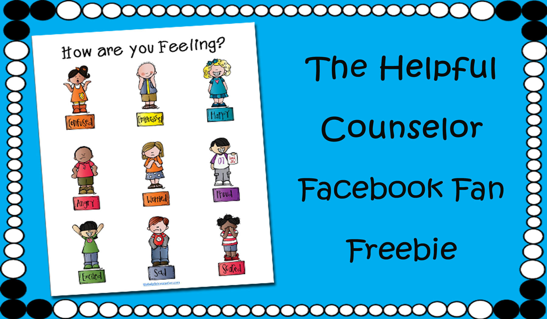 Free Feelings Poster Emotional Intelligence