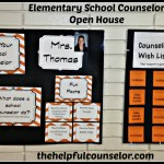 Elementary Counseling – Open House PR
