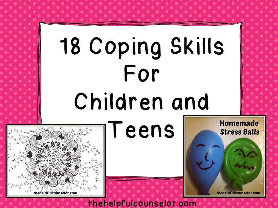 Coping Sills for Children and Teens