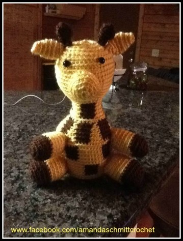 School Counseling self care coping skills giraffe