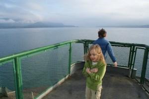 Orcas Island, Moran State Park, Ferry, San Juans