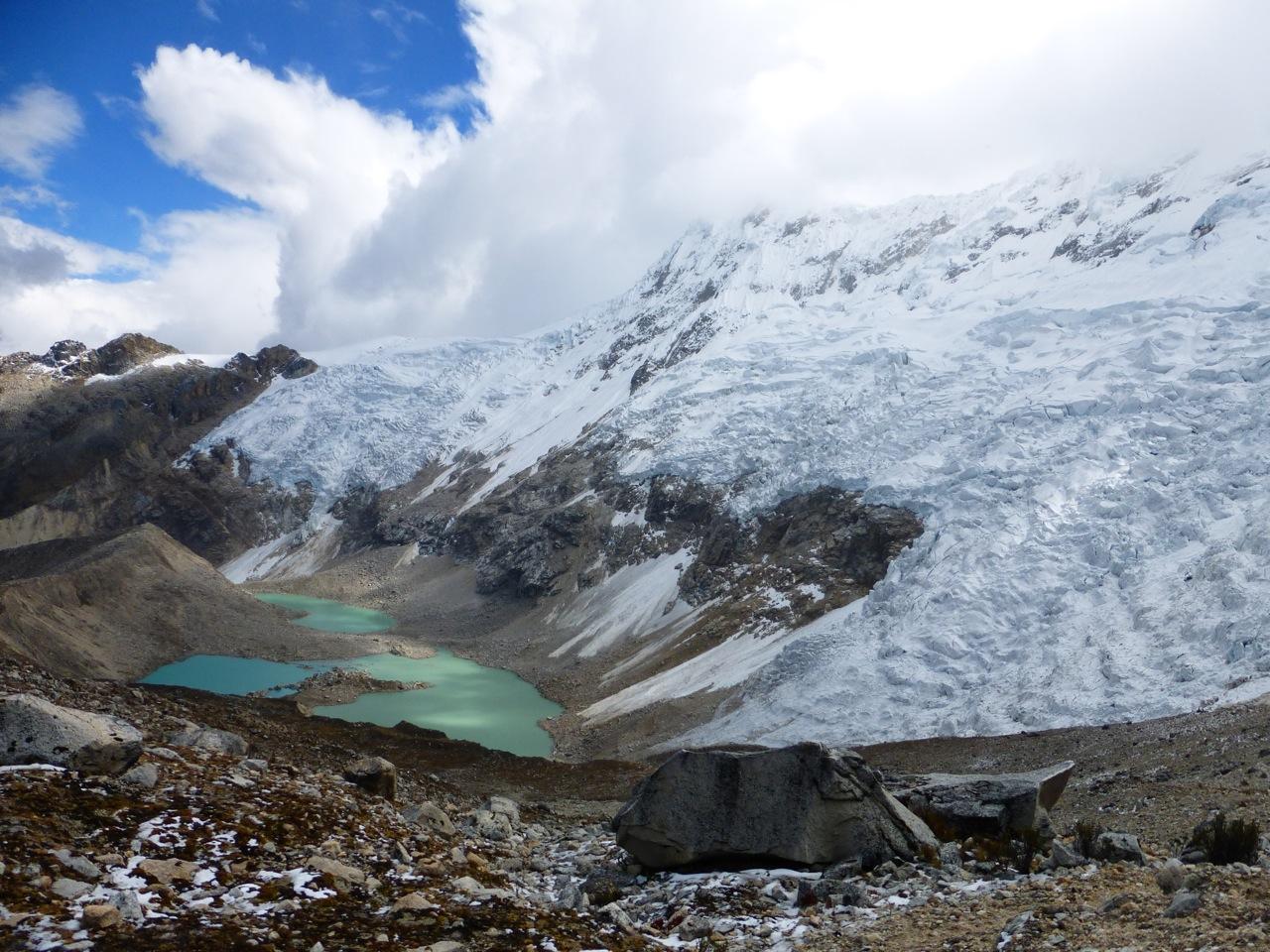 Cordillera Blanca Traverse | Peru, 2014
