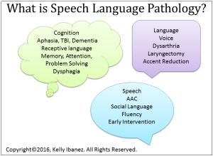 What is Speech Language Pathology