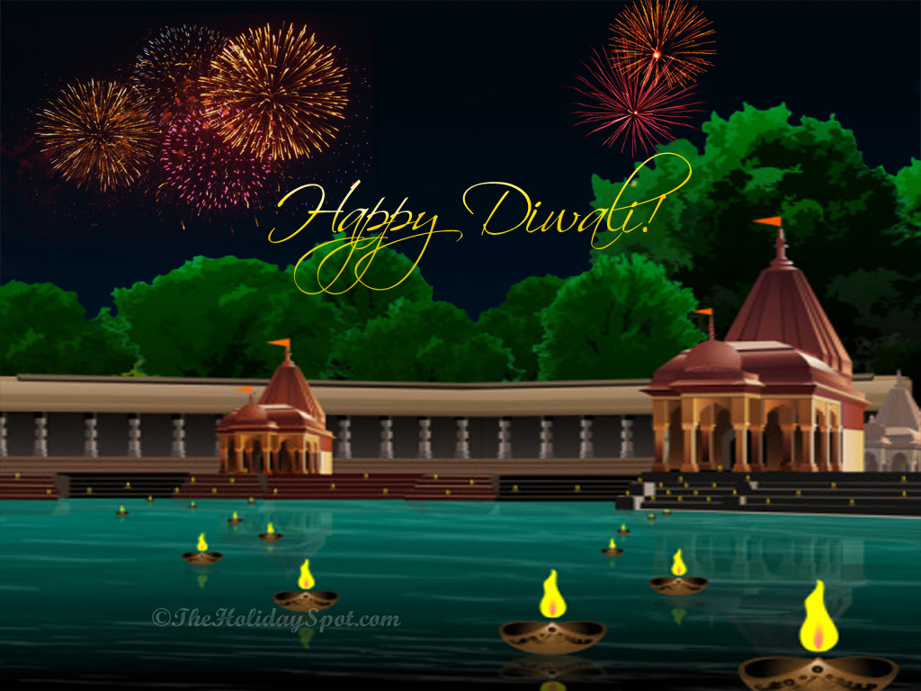 Animated Diwali Diya Wallpapers 35 Beautiful Diwali Wallpapers For Desktop Users