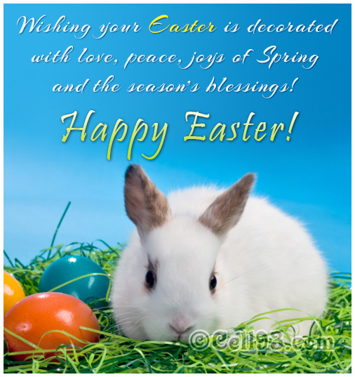 Easter Greeting Cards Free Easter Greetings, Quotes and Poems cards