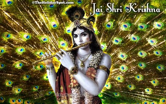 Rakhi 3d Name Wallpaper Jai Shri Krishna Wallpapers From Theholidayspot