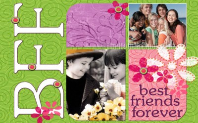 Best Friends Forever - Wallpapers from TheHolidaySpot
