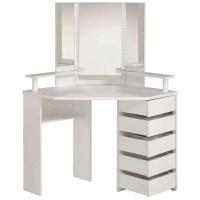Corner Dressing Table