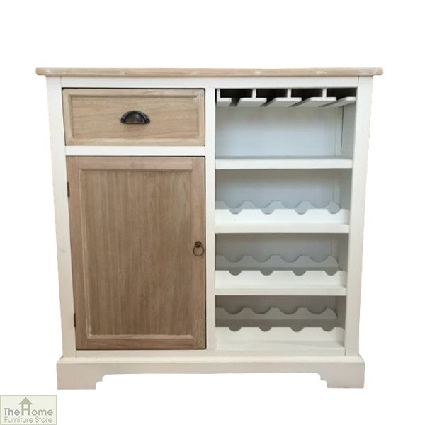 Cotswold Wine Rack Sideboard The Home Furniture Store