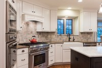 Kitchen - Carmel, 2016 - The HomeWright