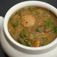 Caldo Verde - Portuguese Green Soup