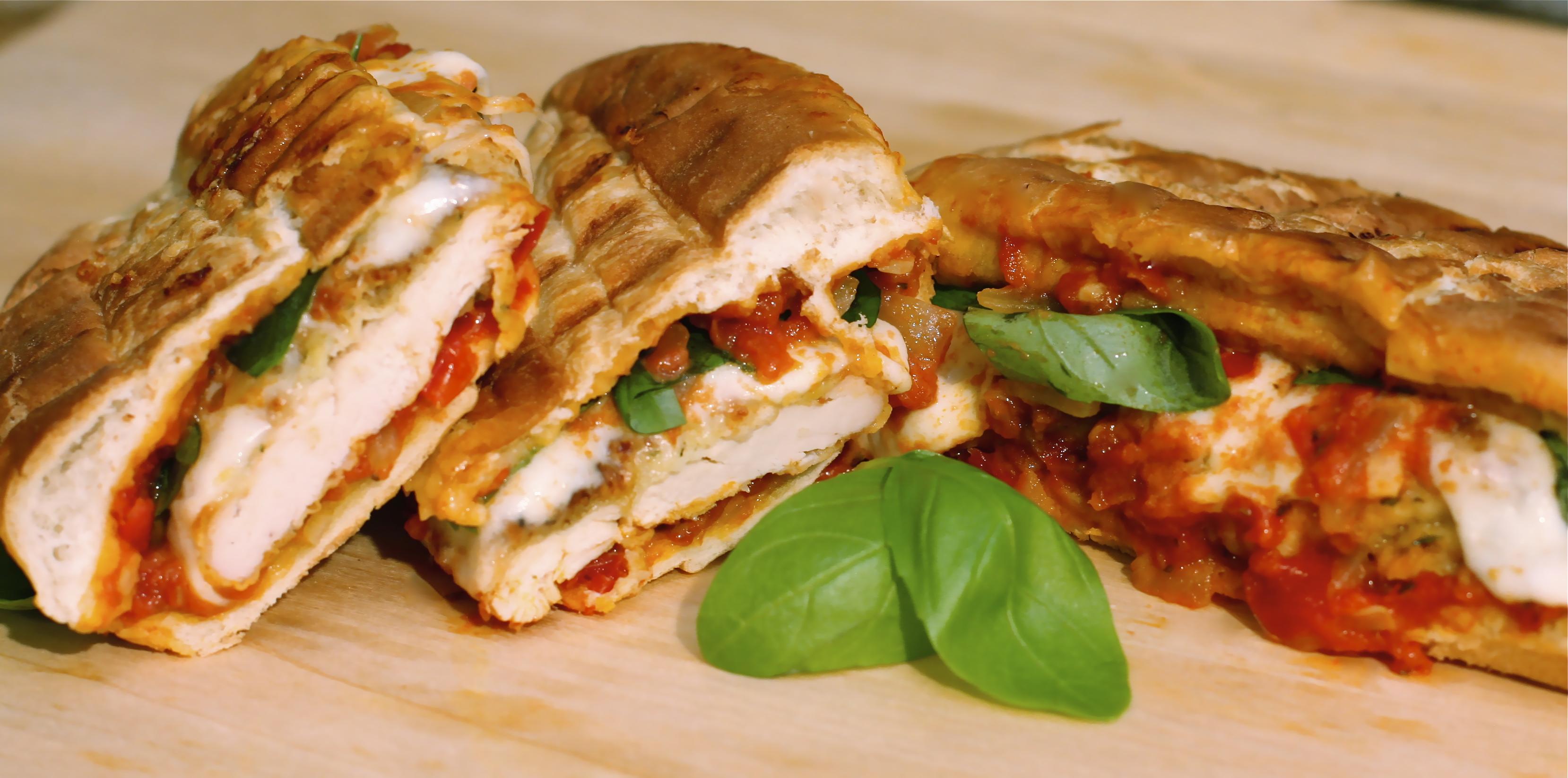 Fullsize Of Grilled Chicken Parmesan