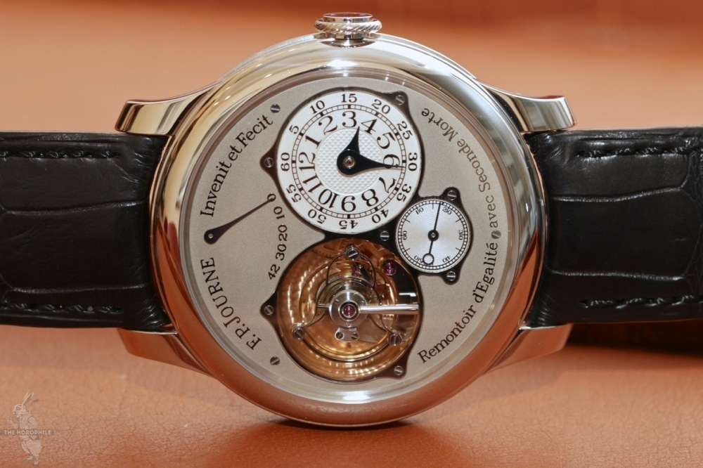 FP Journe Tourbillon Souverain front