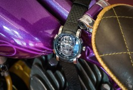 Romain Jerome x HardNine Choppers H9C-DNA