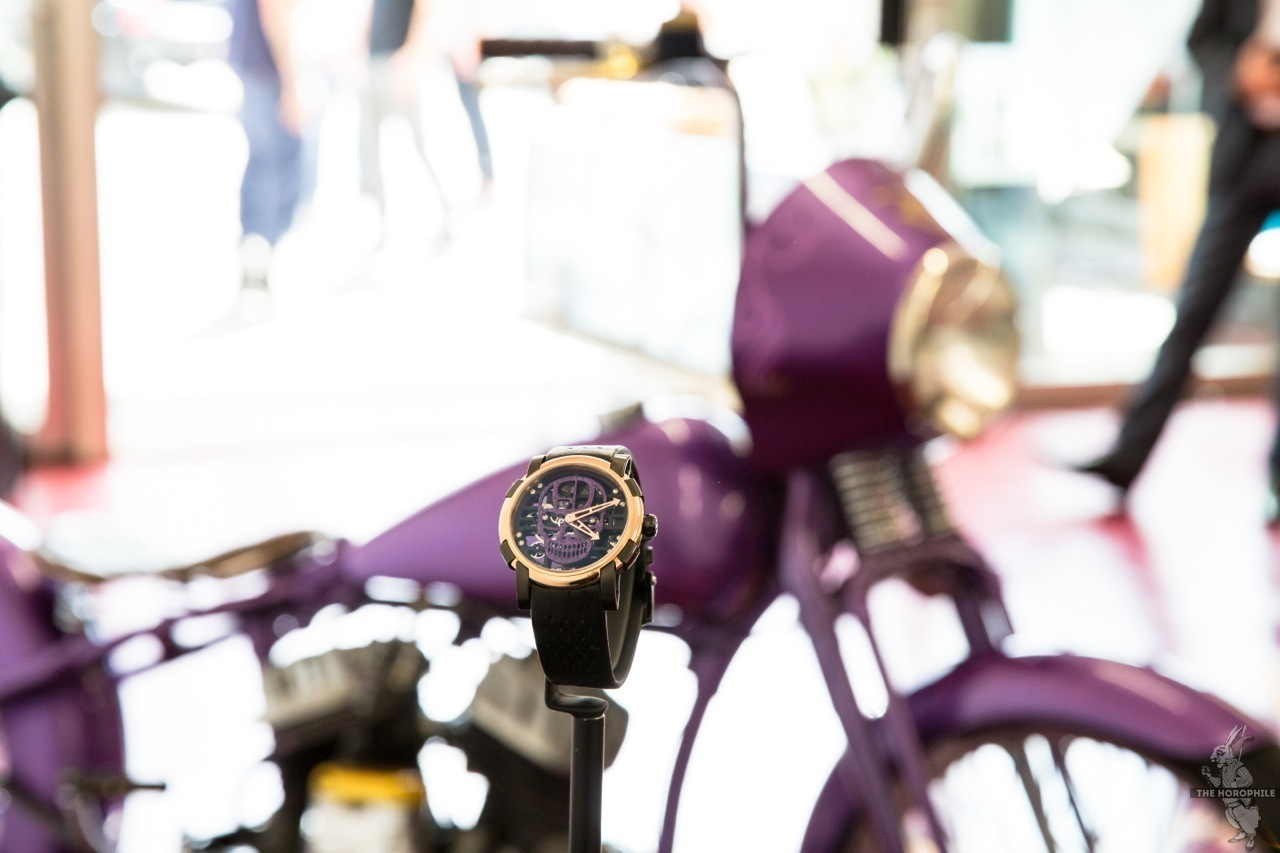 Romain Jerome x HardNine Choppers