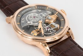 A Look at Arnold & Son's Baselworld 2014 Releases