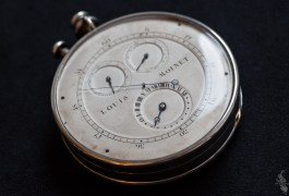 Louis Moinet Compteur de Tierces: The World's Oldest Chronograph