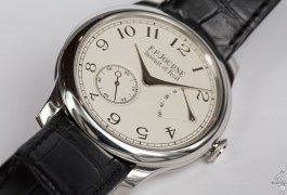 FP Journe Gold Dials