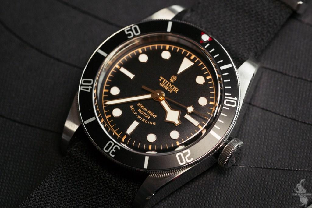 Tudor Black Bay Black -4