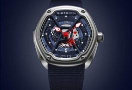 #PrayForParis: A Watch Designer's Grief - DIETRICH OT-13