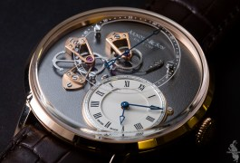 Two New Dials for the Arnold & Son DSTB