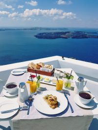 Living the Grace Santorini Hotel experience - The Hotel ...