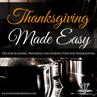 THMK Thanksgiving Made Easy
