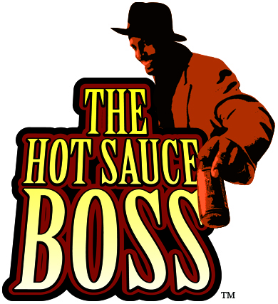 The Hot Sauce Boss Logo
