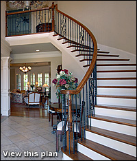 Custom Stair Designs | The House Designers