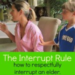 The Interrupt Rule