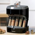 Motorized Coin Sorter -