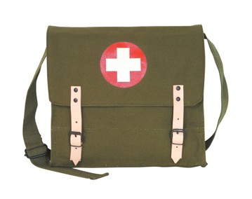 Medic Bag (35 Holiday Gifts that Inspire Adventure in Boys)
