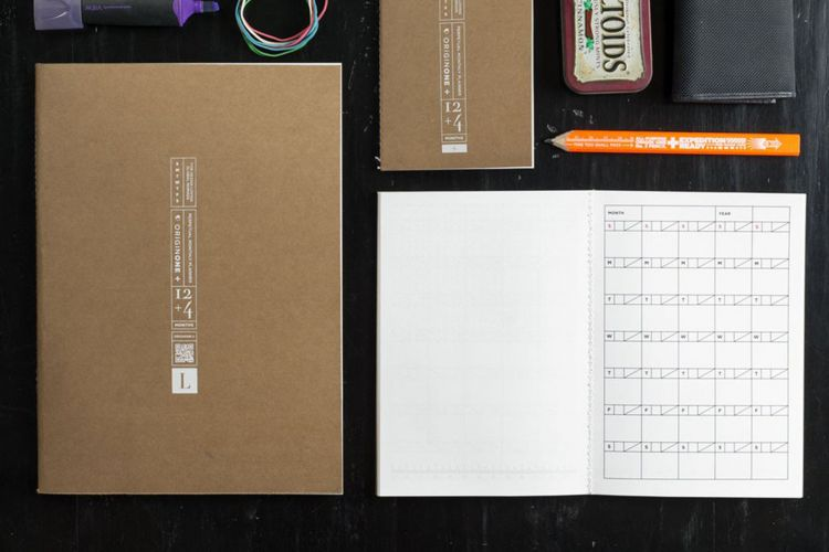 Monthly Year Planner-A4Origin One The House Of Things