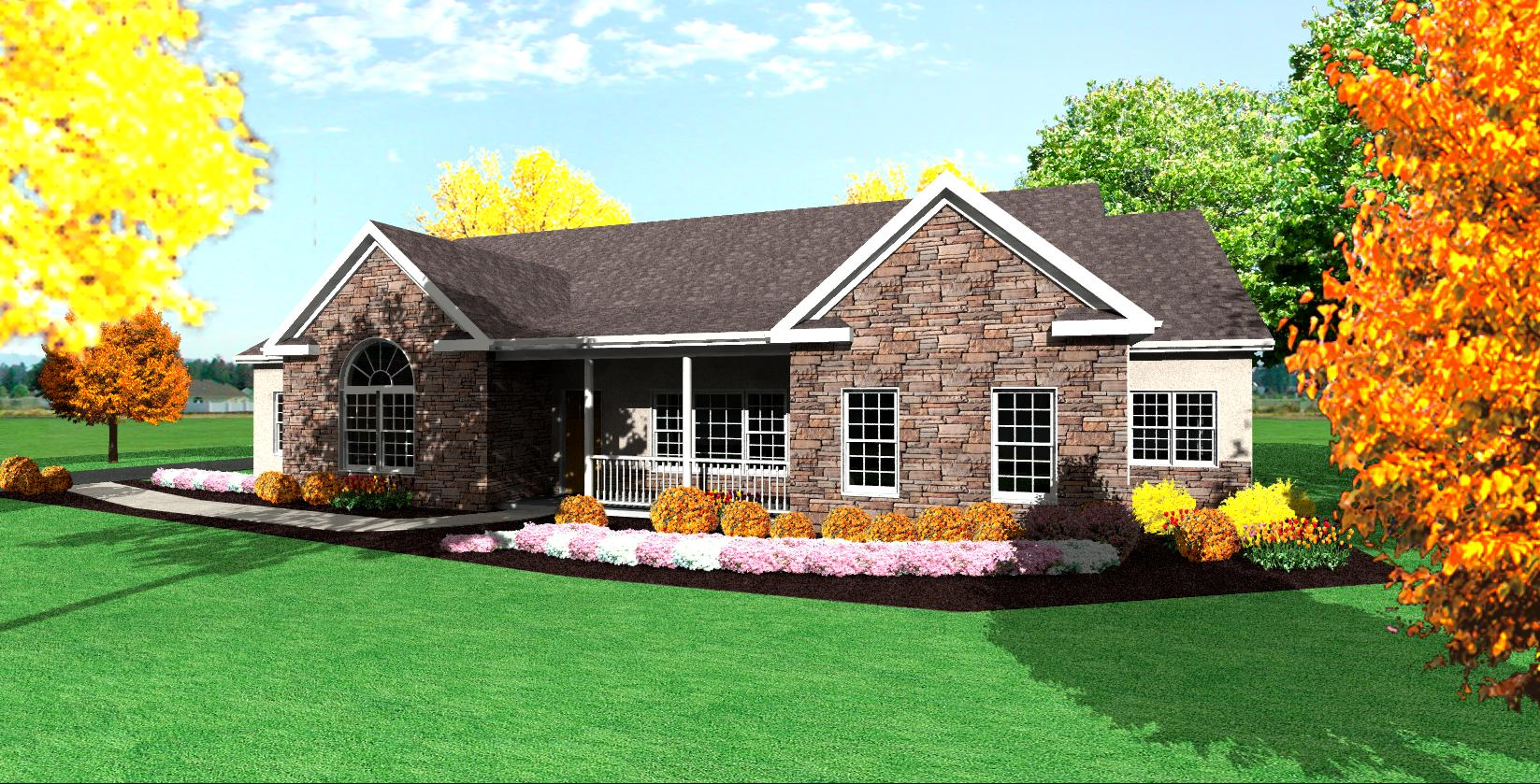 Simple Modern Single Story House Plans Your Dream Home