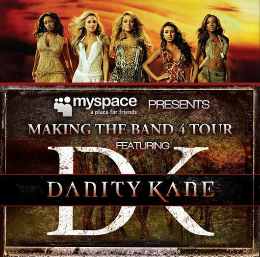 Danity Kane MTB4