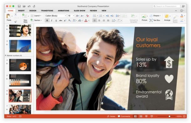 MS Office 2016 preview is available for Mac as free download
