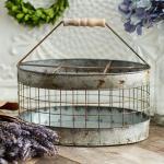 Caddy Farmhouse Decor Steals