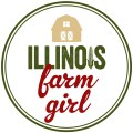 Illinois Farm Girl Logo