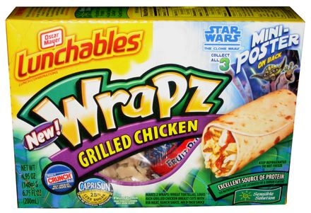 Lunchables Chicken Lunchables Grilled Chicken