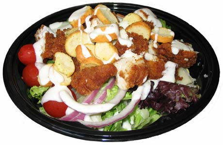 Burger King Tendercrisp Garden Salad