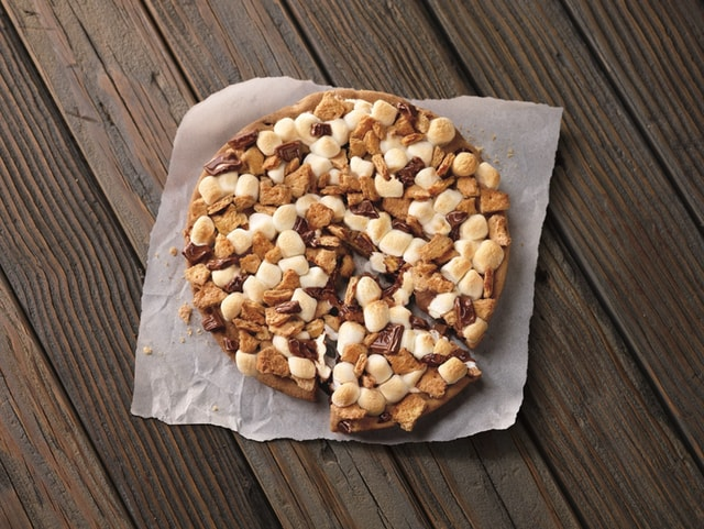 Pizza Hut Hershey s Toasted S mores Cookie