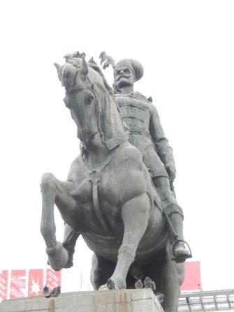Michael the Brave Statue, Cluj-Napoca, Romania