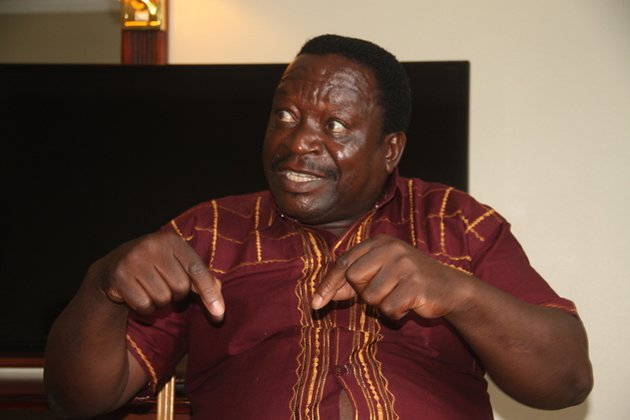 Zimbabwe National Liberation War Veterans' Association (ZNLWVA) secretary-general Victor Matemadanda