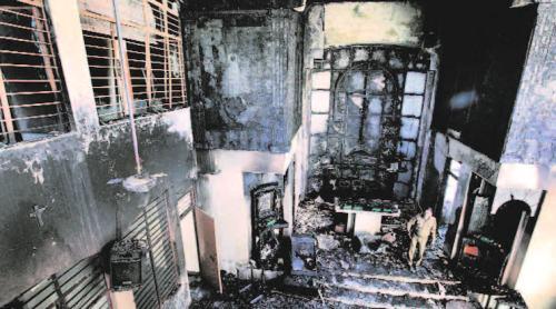 Church Attacks In India