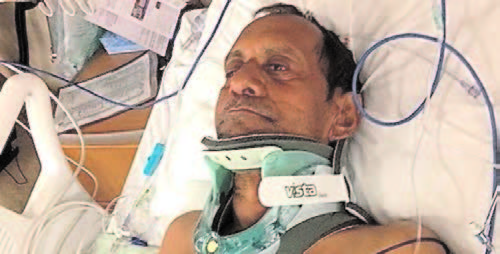 Sureshbhai Patel, 57 was slammed to the ground by a police officer named Eric Parker, as a result of which he suffered injury to his spine and is partially paralyzed. The assault on an innocent old man has come in for wide condemnation. Alabama governor has since tendered an apology for the conduct of the police officer.