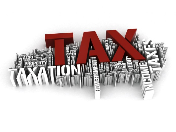 taxation economy Income Tax Expectations