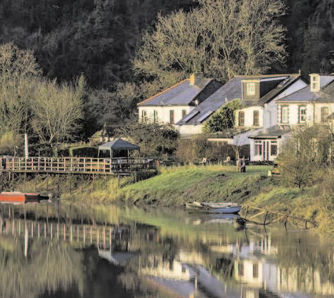Energy from rivers to heat UK homes