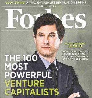 Forbes's list of top venture capitalists has 11 Indian-Americans